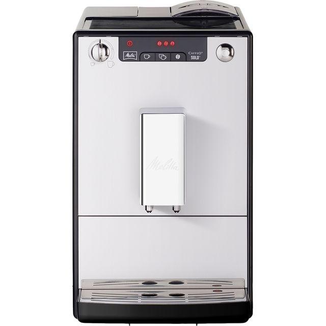 Melitta Solo� 6774466 Bean to Cup Coffee Machine - Silver