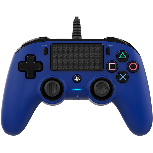 Sony PlayStation Wired Gaming Controller - Blue