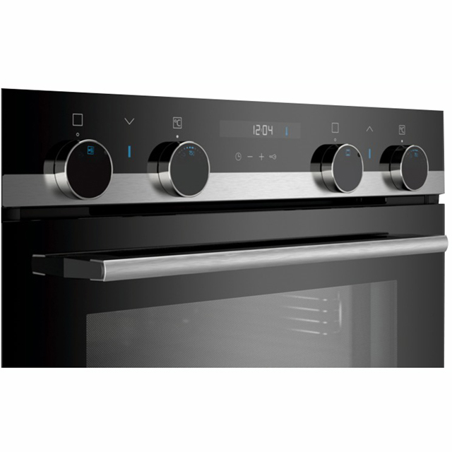 Siemens IQ-500 NB535ABS0B Built Under Double Oven - Stainless Steel - NB535ABS0B_SS - 3