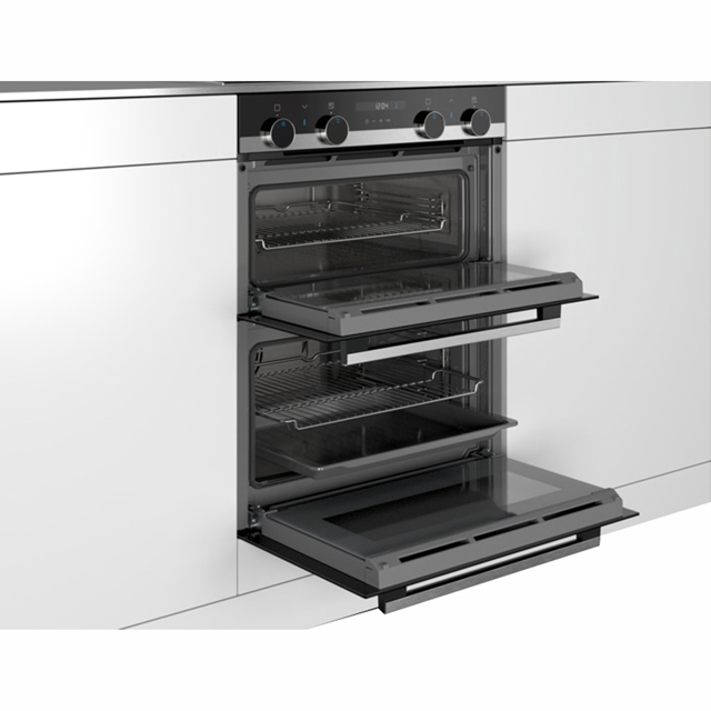 Siemens IQ-500 NB535ABS0B Built Under Double Oven - Stainless Steel - NB535ABS0B_SS - 5