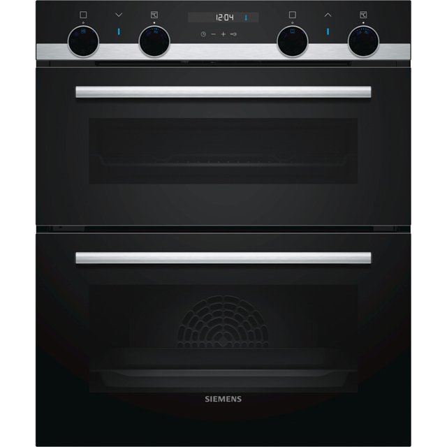 Siemens IQ-500 Built Under Double Oven - Stainless Steel - A/B Rated