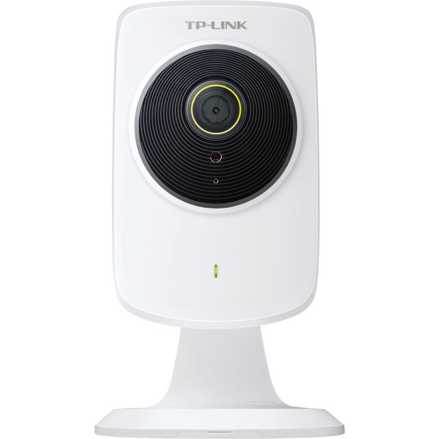 TP Link Night Cloud NC250 Smart Home Security Camera in White