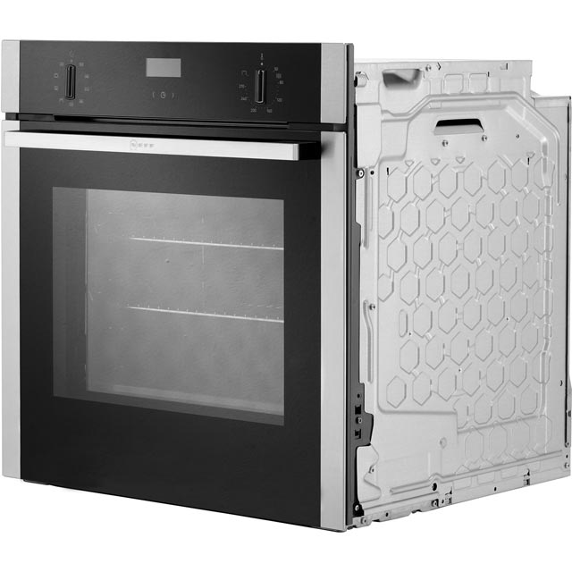 NEFF N50 B1ACE4HN0B Built In Electric Single Oven - Stainless Steel - B1ACE4HN0B_SS - 5