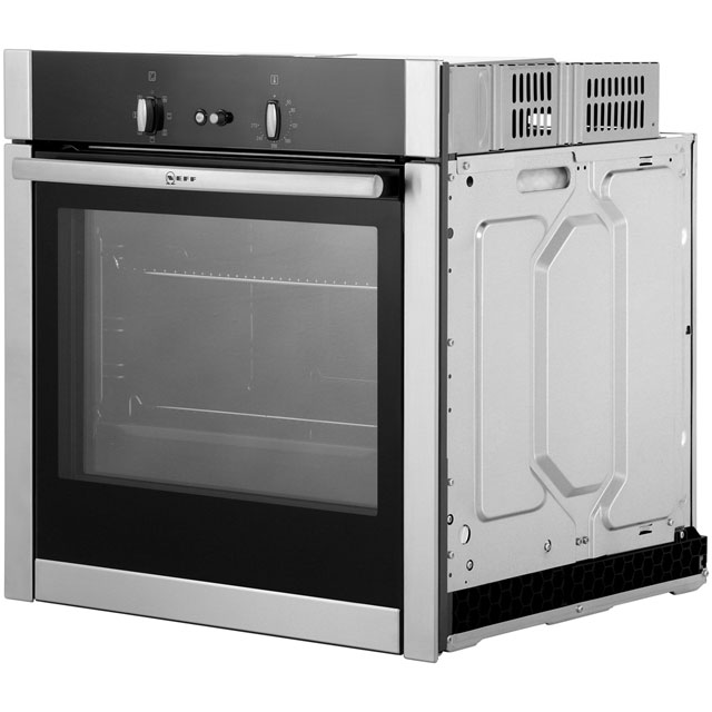 NEFF Slide&Hide B44M43N5GB Built In Electric Single Oven ...