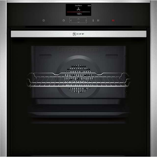 NEFF N90 Slide&Hide Integrated Single Oven review