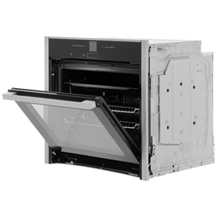 NEFF N70 Slide&Hide B57CR22N0B Built In Electric Single Oven - Stainless Steel - B57CR22N0B_SS - 5