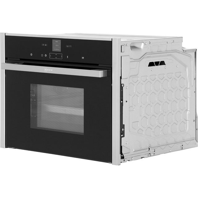 NEFF N70 C17DR02N0B Built In Steam Oven - Stainless Steel - C17DR02N0B_SS - 5