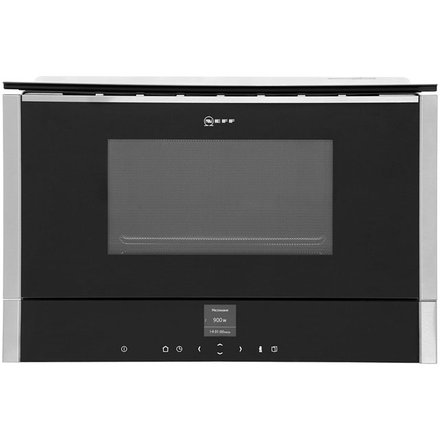 NEFF N70 Built In Microwave - Stainless Steel