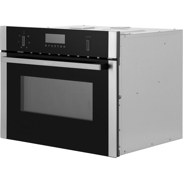 NEFF N50 C1AMG83N0B Built In Combination Microwave Oven - Stainless Steel - C1AMG83N0B_SS - 5
