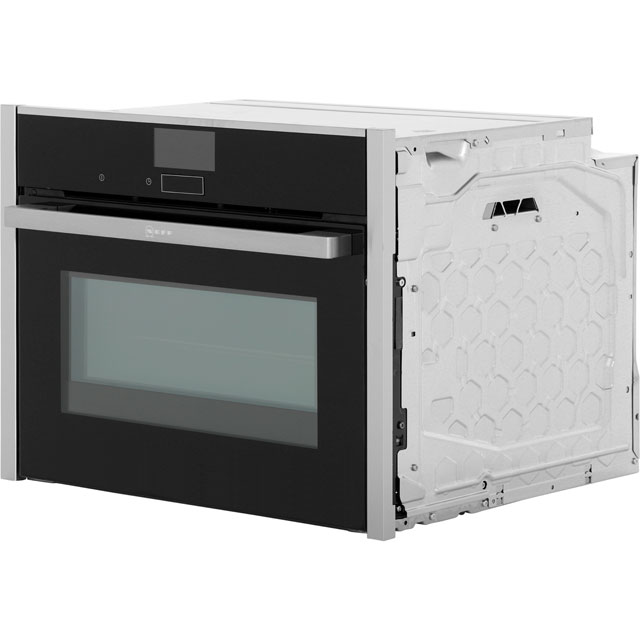 NEFF N90 C27MS22N0B Built In Electric Single Oven - Stainless Steel - C27MS22N0B_SS - 3