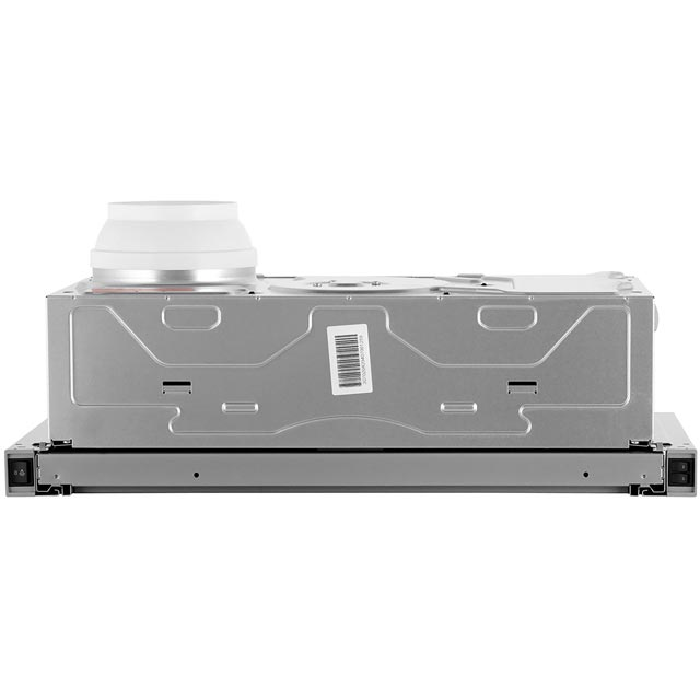 NEFF N30 D46BR22N0B Built In Integrated Cooker Hood - Metallic - D46BR22N0B_MT - 3