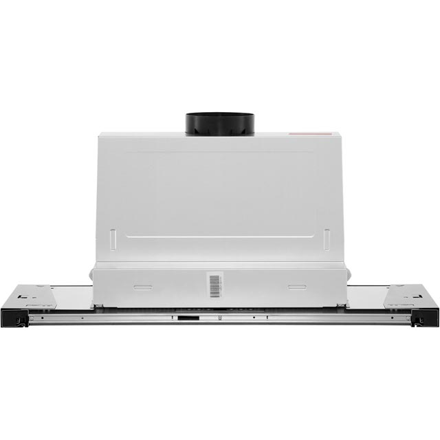 NEFF N70 D49ML54N0B Built In Integrated Cooker Hood - Stainless Steel - D49ML54N0B_SS - 2