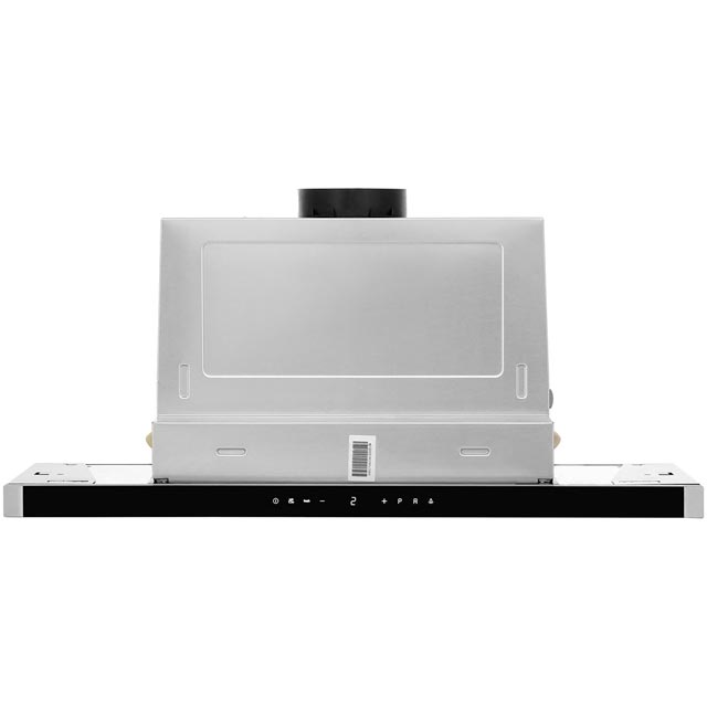 NEFF N90 D49PU54X0B Built In Integrated Cooker Hood - Stainless Steel / Black - D49PU54X0B_SS - 2