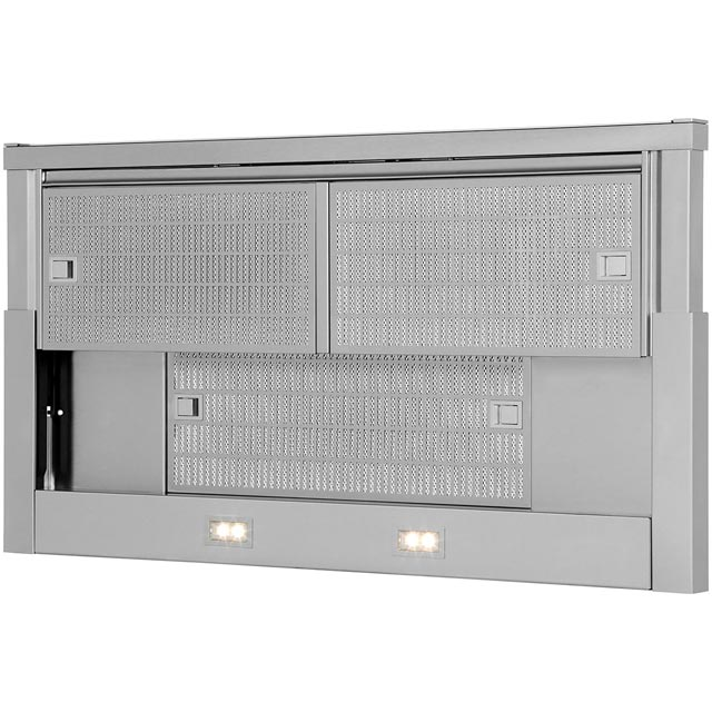 NEFF N90 D49PU54X0B Built In Integrated Cooker Hood - Stainless Steel / Black - D49PU54X0B_SS - 4
