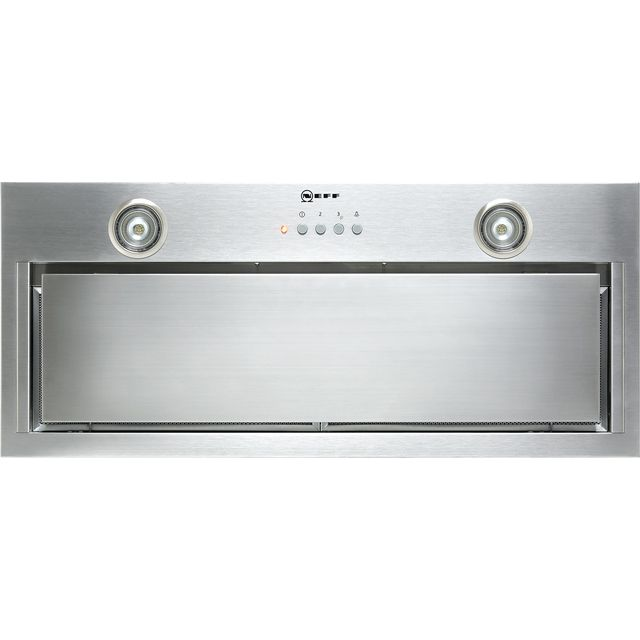 NEFF N50 D57MH56N0B 70 cm Canopy Cooker Hood - Stainless Steel - C Rated
