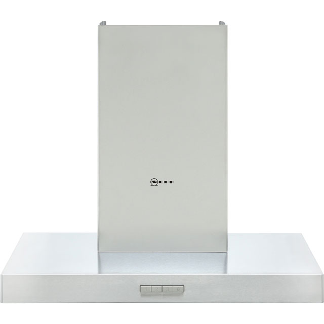 NEFF N30 D62BBC0N0B Built In Chimney Cooker Hood - Stainless Steel - D62BBC0N0B_SS - 1
