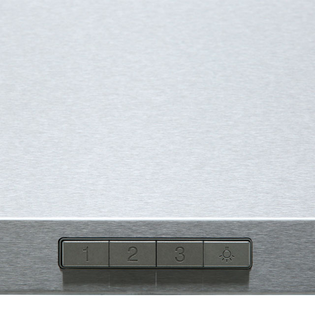 NEFF N30 D62PBC0N0B Built In Chimney Cooker Hood - Stainless Steel - D62PBC0N0B_SS - 3