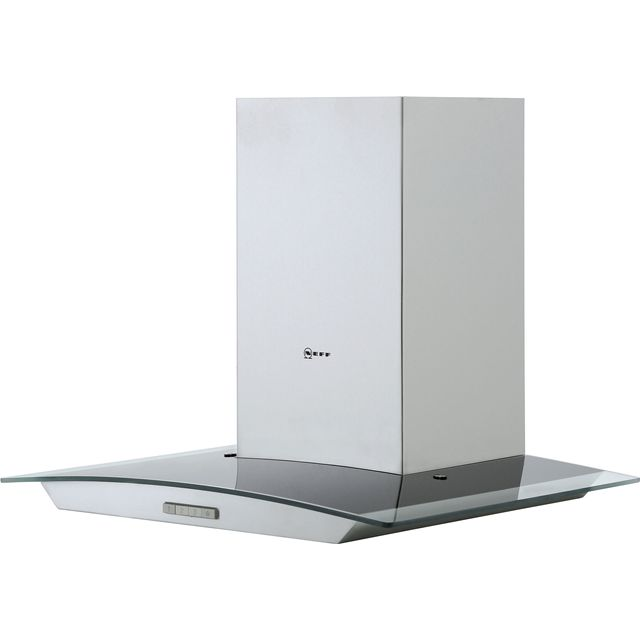 NEFF N30 D64ABC0N0B 60 cm Chimney Cooker Hood - Stainless Steel - B Rated