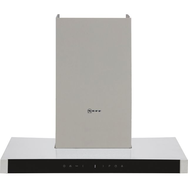 NEFF N70 D65BMP5N0B Built In Chimney Cooker Hood - Stainless Steel - D65BMP5N0B_SS - 1