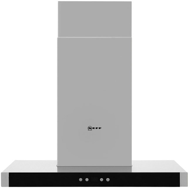 NEFF N50 D76MH52N1B 60 cm Chimney Cooker Hood - Stainless Steel - A+ Rated - D76MH52N1B_SS - 1