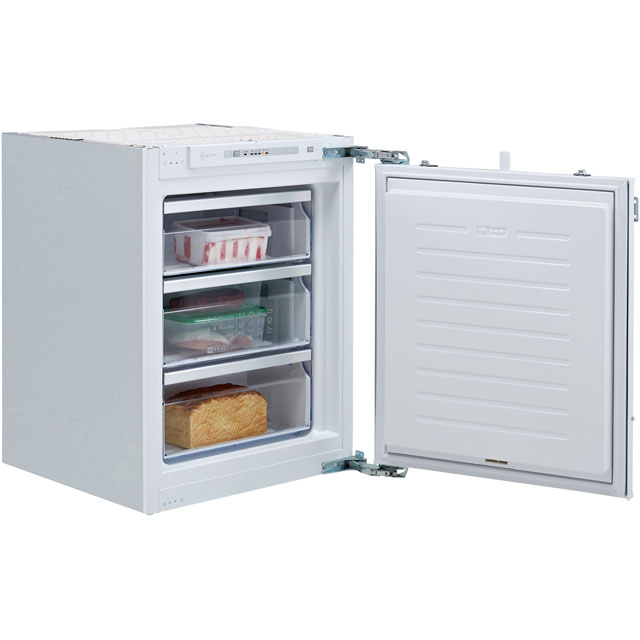 NEFF N50 GI1113F30 Integrated Upright Freezer - A++ Rated - GI1113F30_WH - 1
