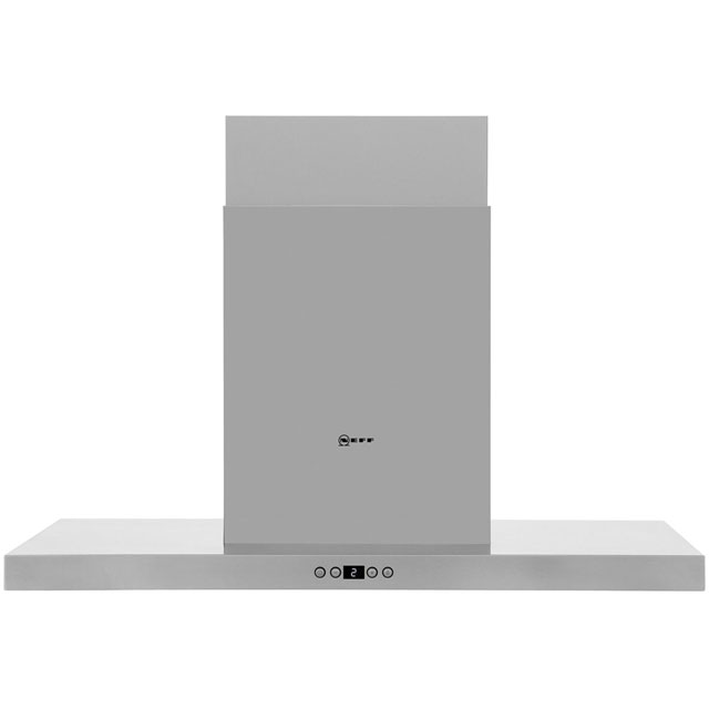 NEFF N50 90 cm Island Cooker Hood - Stainless Steel - A+ Rated