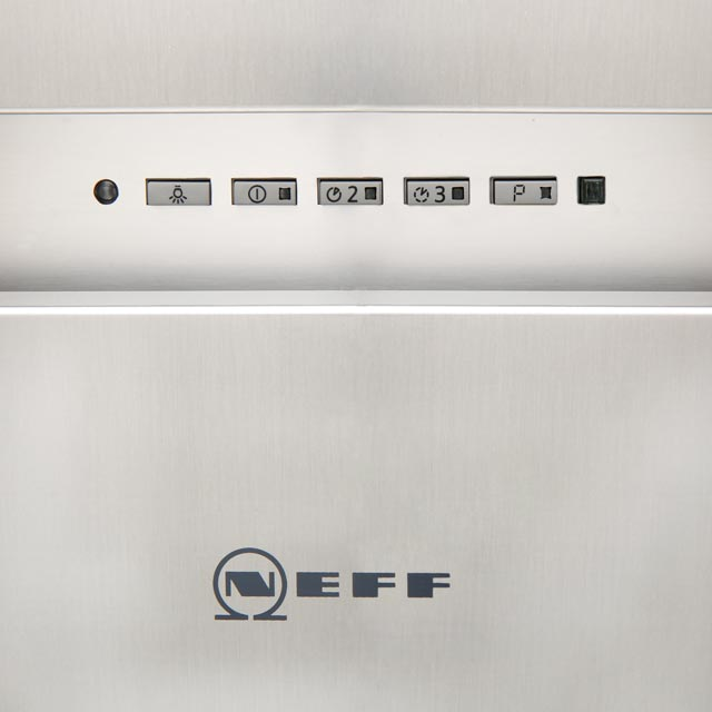 NEFF N70 I90CL46N0 Built In Integrated Cooker Hood - Stainless Steel - I90CL46N0_SS - 3