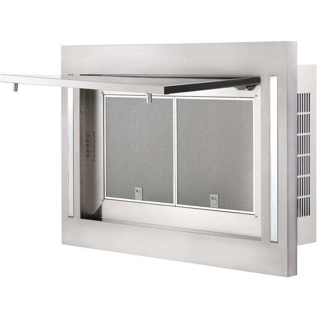 NEFF N70 I90CL46N0 Built In Integrated Cooker Hood - Stainless Steel - I90CL46N0_SS - 5