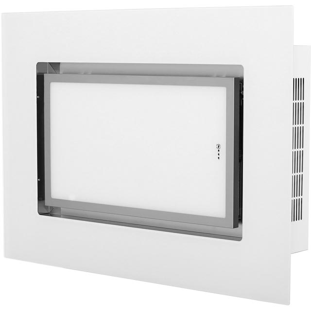 NEFF I90CN48W0 Integrated Cooker Hood in Stainless Steel