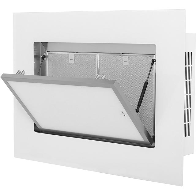NEFF N90 I90CN48W0 Built In Integrated Cooker Hood - Stainless Steel - I90CN48W0_SS - 2