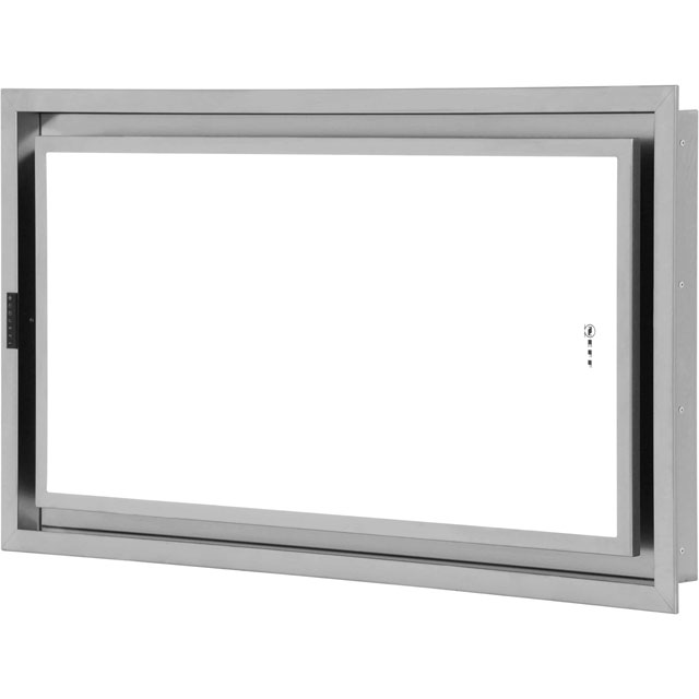 NEFF N90 I99CM67N0B Built In Integrated Cooker Hood - Stainless Steel - I99CM67N0B_SS - 1