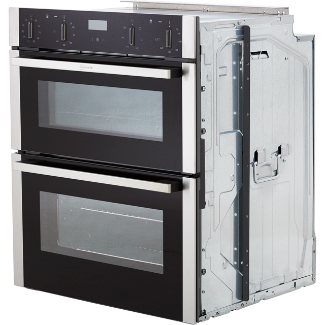NEFF N50 J1ACE4HN0B Built Under Double Oven - Stainless Steel - J1ACE4HN0B_SS - 5