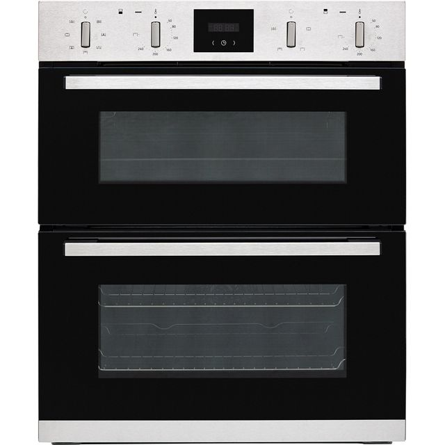 NEFF N30 J1GCC0AN0B Built Under Double Oven - Stainless Steel - A/B Rated - J1GCC0AN0B_SS - 1