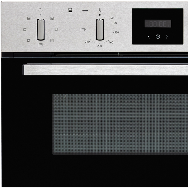 NEFF N30 J1GCC0AN0B Built Under Double Oven - Stainless Steel - J1GCC0AN0B_SS - 3