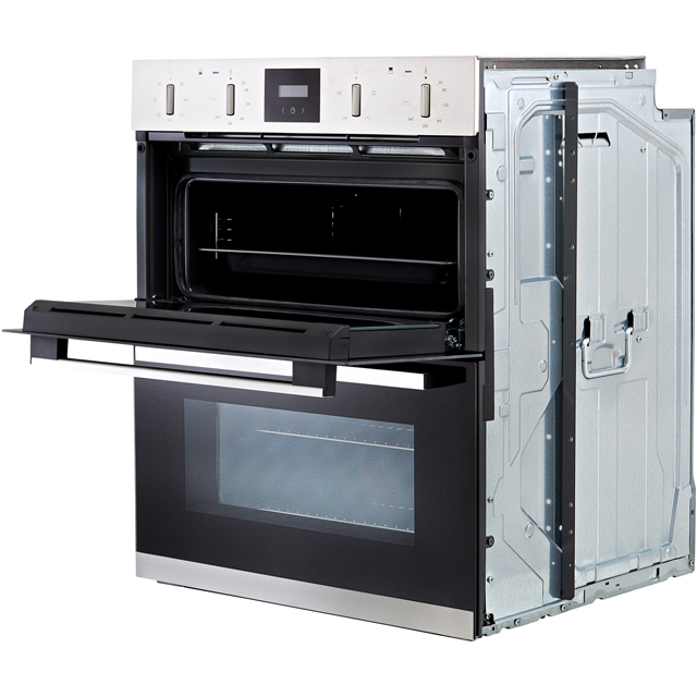 NEFF N30 J1GCC0AN0B Built Under Double Oven - Stainless Steel - J1GCC0AN0B_SS - 5