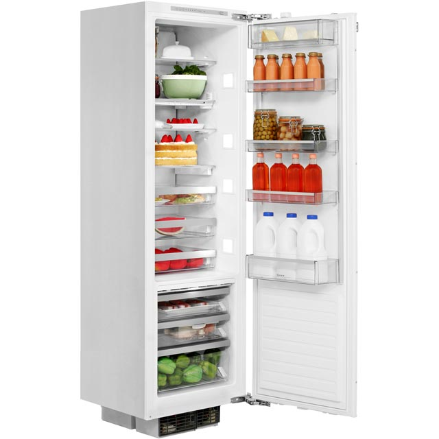 NEFF N90 K8315X0GB Integrated Upright Fridge - Fixed Door Fixing Kit - White - A++ Rated - K8315X0GB_WH - 1