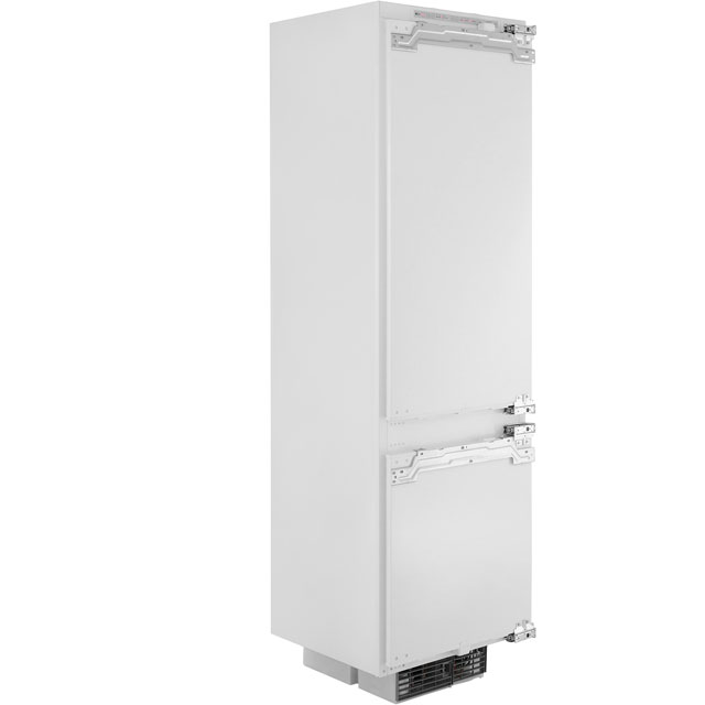 NEFF N90 K8345X0 Integrated 70/30 Frost Free Fridge Freezer with Fixed Door Fixing Kit - White - A++ Rated