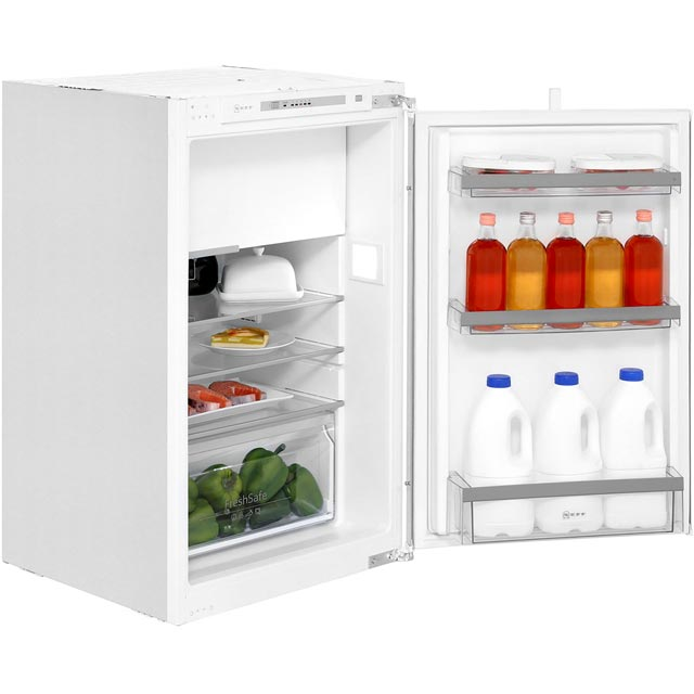 NEFF N50 KI2222S30G Integrated Upright Fridge with Ice Box - Sliding Door Fixing Kit - A++ Rated