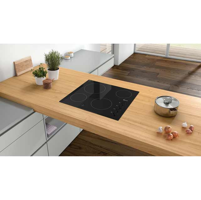 NEFF N30 T16FK40X0 Built In Ceramic Hob - Black - T16FK40X0_BK - 4