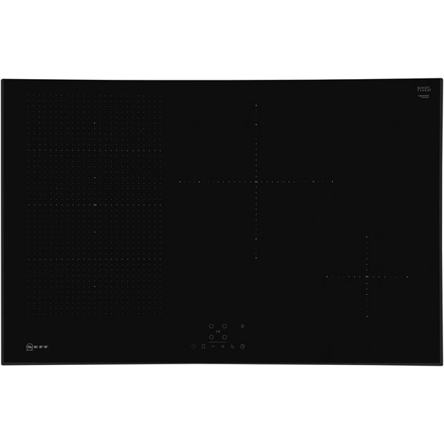 NEFF N70 T58UB10X0 80cm Induction Hob - Black