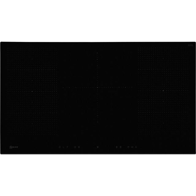NEFF N70 T59FT50X0 92cm Induction Hob - Black - T59FT50X0_BK - 1