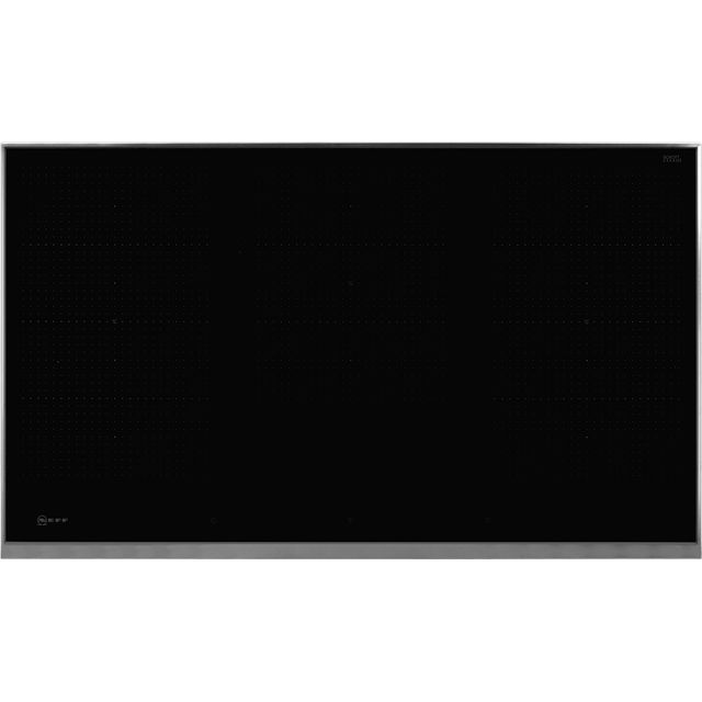 NEFF N90 T59TF6RN0 92cm Induction Hob - Black - T59TF6RN0_BK - 1