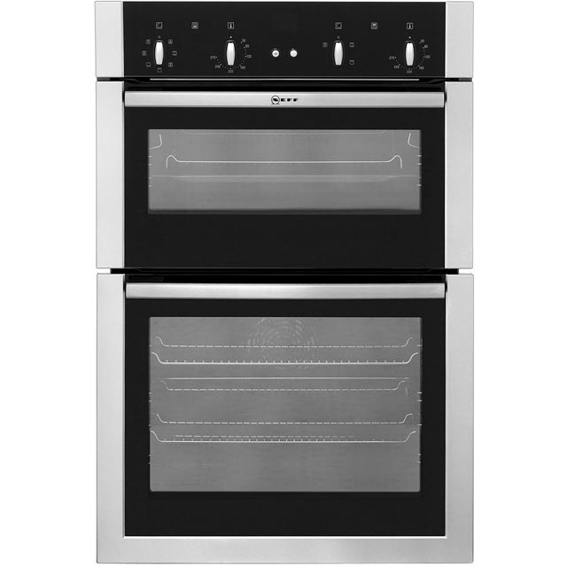 Built in double ovens - Neff single oven with grill ...