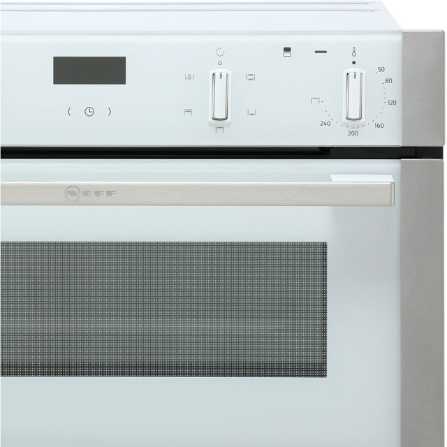 NEFF N50 U1ACE2HN0B Built In Double Oven - Stainless Steel - U1ACE2HN0B_SS - 5