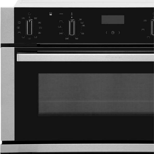 NEFF N50 U1ACE5HN0B Built In Double Oven - Stainless Steel - U1ACE5HN0B_BK - 3
