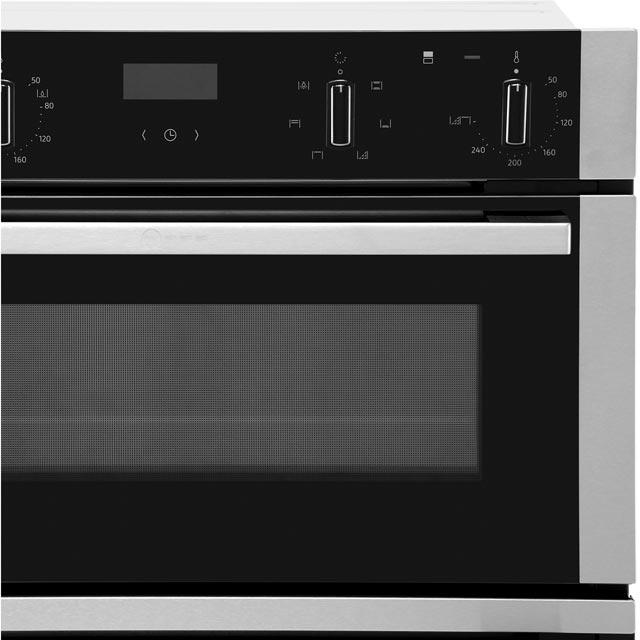 NEFF N50 U1ACE5HN0B Built In Double Oven - Stainless Steel - U1ACE5HN0B_BK - 4