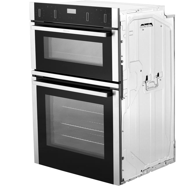 NEFF N50 U1ACE5HN0B Built In Double Oven - Stainless Steel - U1ACE5HN0B_BK - 5