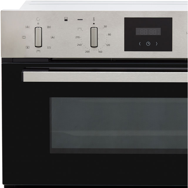 NEFF N30 U1GCC0AN0B Built In Double Oven - Stainless Steel - U1GCC0AN0B_SS - 4