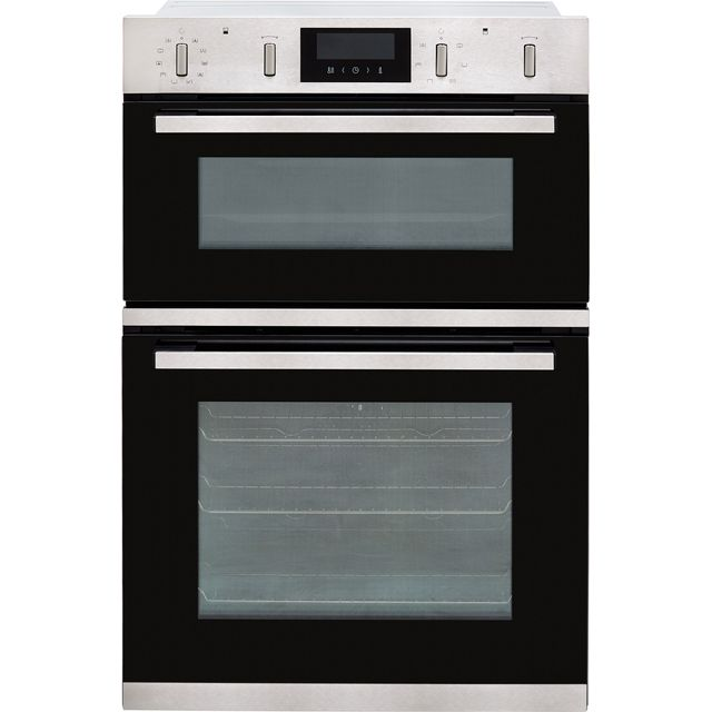 NEFF N50 U2GCH7AN0B Built In Double Oven - Stainless Steel - A/B Rated - U2GCH7AN0B_SS - 1