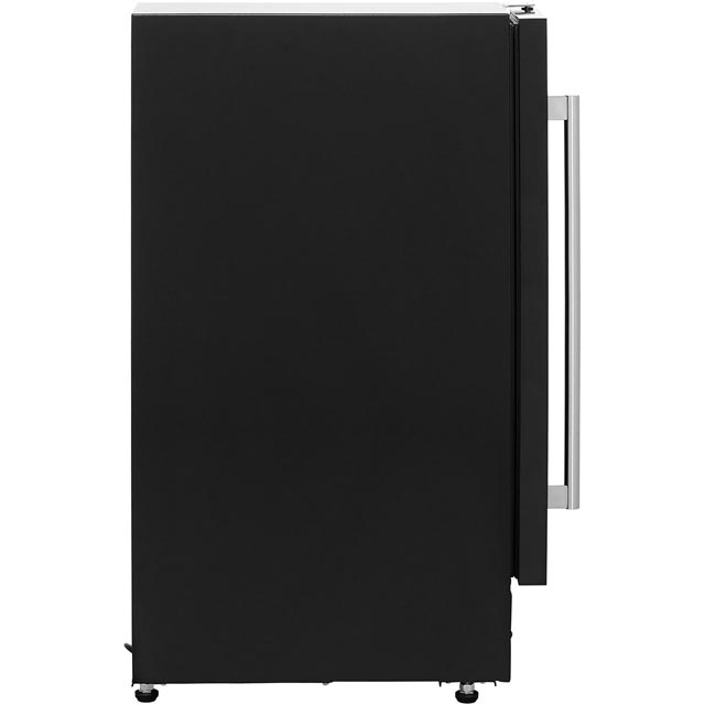 Newworld Unbranded 150BLKWC Built In Wine Cooler - Black - 150BLKWC_BK - 5